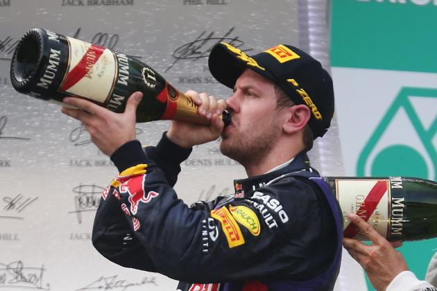 Sebastian Vettel Apologises After Defying Team Orders to Win 2013 Malaysian GP