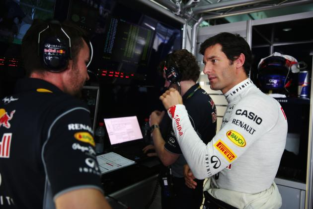 Webber: Vettel Has Protection Within Red Bull