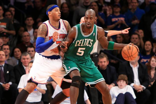 New York Knicks vs. Boston Celtics: Preview, Analysis and Predictions