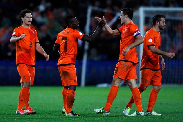 Netherlands vs Romania: Date, Time, Live Stream, TV Info for World Cup Qualifier