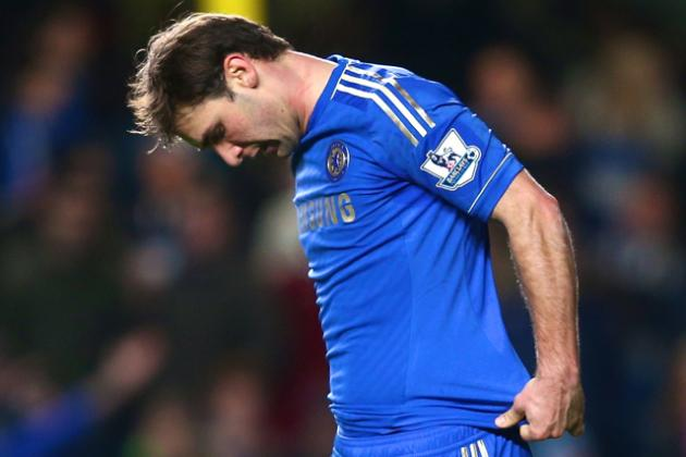 Chelsea: Is Branislav Ivanovic in Danger of Losing His 1st-Team Spot for Good?