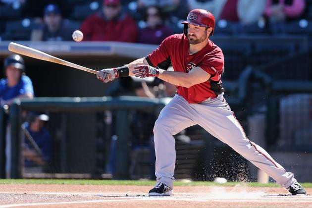 Arizona Diamondbacks Outfielder Adam Eaton Expected to Miss Two Months