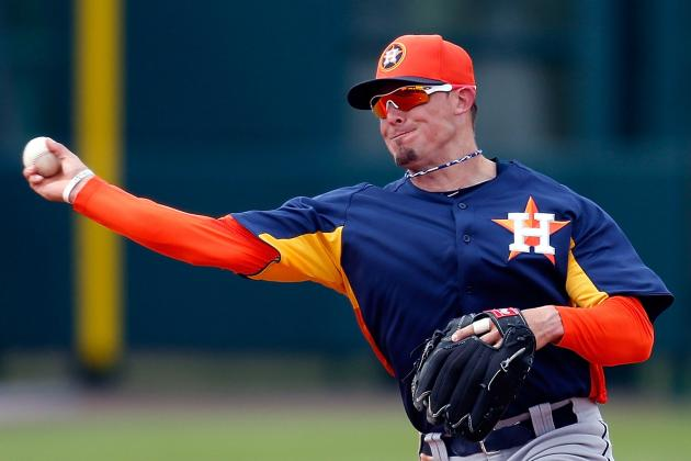 Astros Shopping Tyler Greene