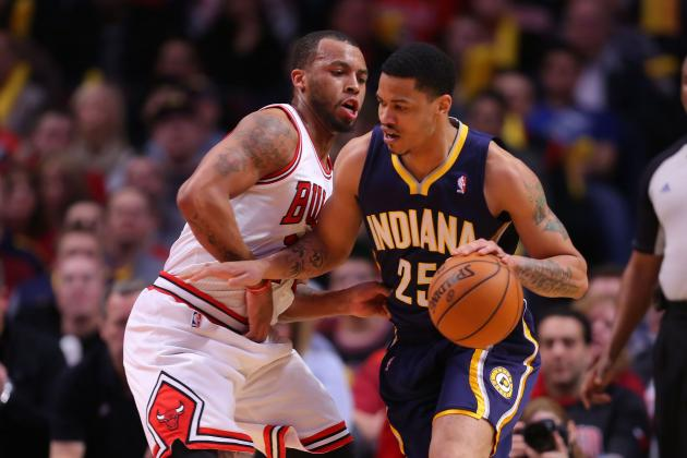 Pacers Miss Prime Chance vs. Joakim Noah-Less Bulls