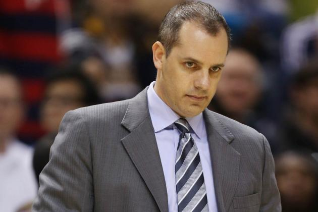 Pacers: Vogel's Forced to Go with 5 Reserves