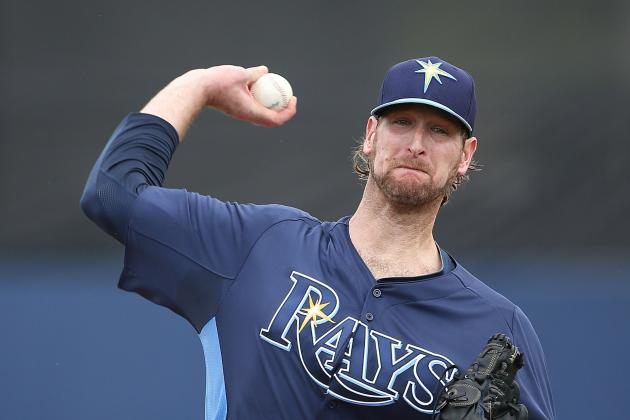 Rays May Use Niemann, Hernandez in Rotation