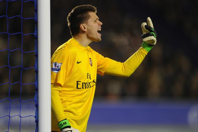 Wojciech Szczesny Claims to See His Future at Arsenal