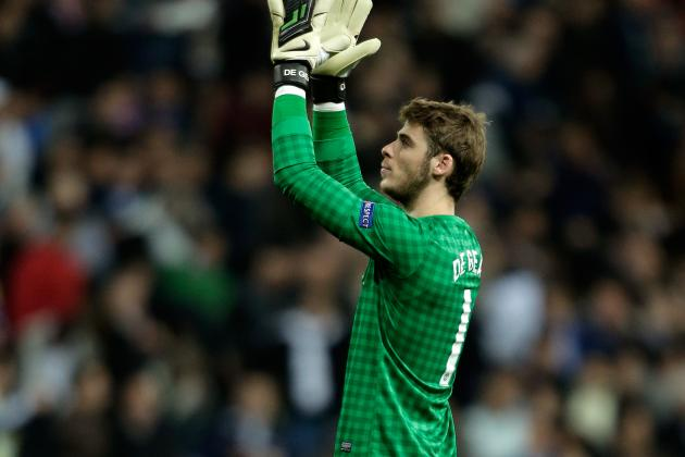 David De Gea Says Fergie Is a Father Figure to Old Trafford Youngsters