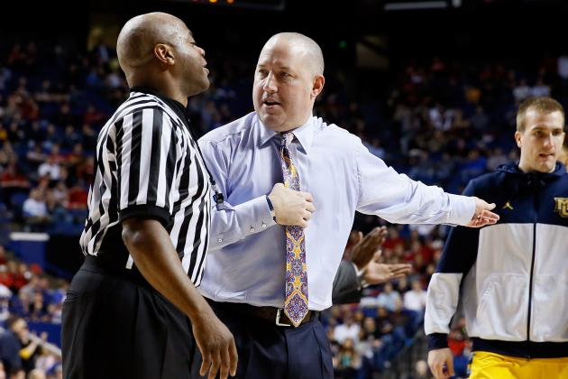 Buzz Williams' Wild Weekend Included Two Dramatic Wins, One Appendectomy