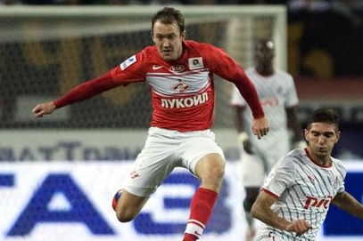 Report: O'Neill Eyeing Spartak Moscow Winger