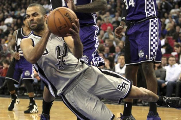 Is Tony Parker Underrated or Overrated Through Eyes of NBA Fans?