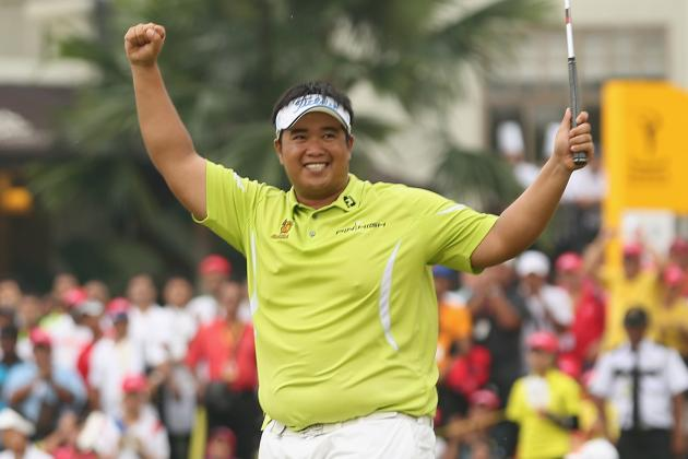 Aphibarnrat Claims Shortened Malaysian Open