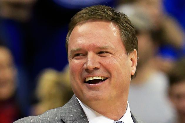 Nearly 10 Years Ago, the Hunt for Bill Self Was on