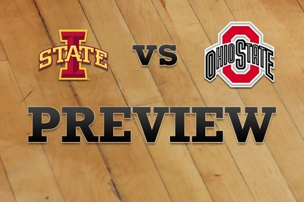 Iowa State vs. Ohio State: Full Game Preview