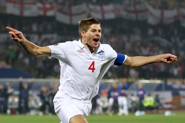 Gerrard Expects Intimidating Match in Montenegro