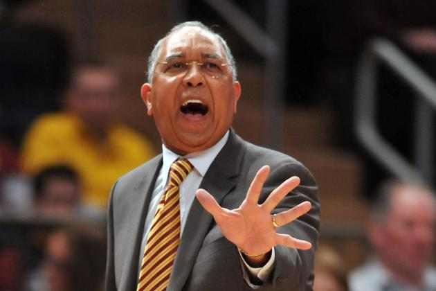 Win Would Give Tubby Smith an Extra Contract Year