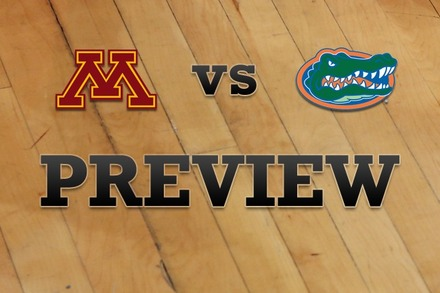 Minnesota vs. Florida: Full Game Preview