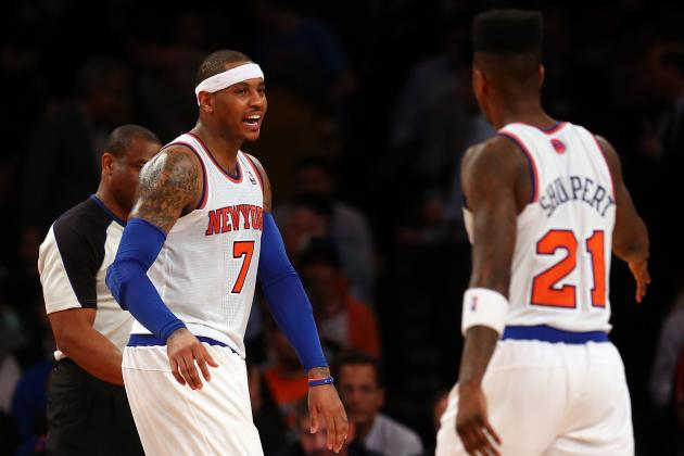 Analyzing Remaining Schedules to Determine the New York Knicks' Playoff Seed