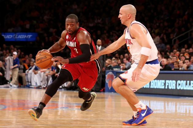 Is Dwyane Wade Having His Best Season Ever?