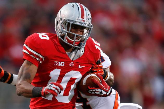 OSU Football: Comparing Corey 'Philly' Brown to Former Buckeye WR Ted Ginn Jr.