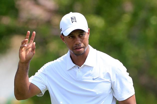 2013 Tiger Woods: Arnold Palmer Invitational No Match for Master of Control