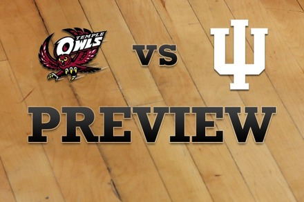Temple vs. Indiana: Full Game Preview