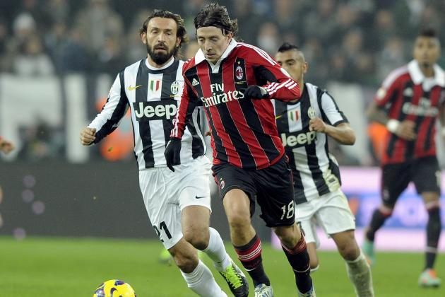 Why Juventus vs. Milan Is the Rivalry That Will Define Serie A for Next 5 Years