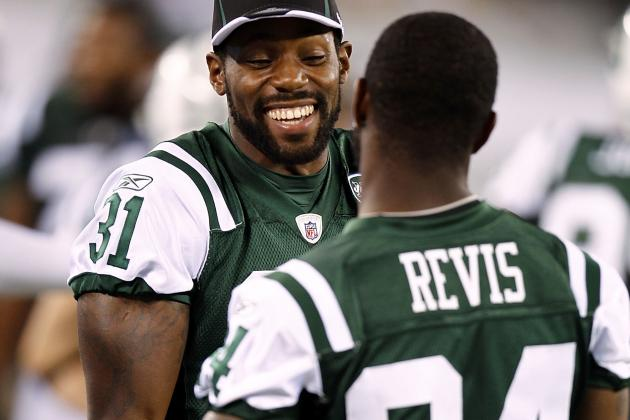 Jets Have a Darrelle Revis Dilemma: What to Do with the All-Pro Cornerback?
