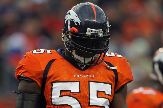 D.J. Williams: New Bears LB Is Perfect Replacement for Brian Urlacher