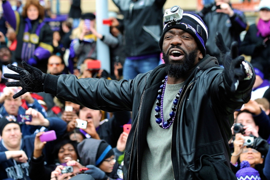 Ed Reed Thanks Baltimore Ravens Fans in Full-Page Ad