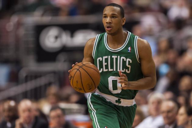 Avery Bradley Dunks on Ed Davis (VIDEO)