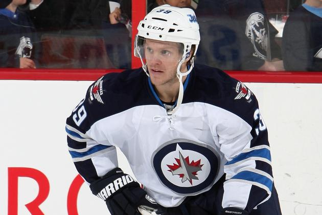 After Missing 19 Games, Tobias Enstrom Returns for Winnipeg