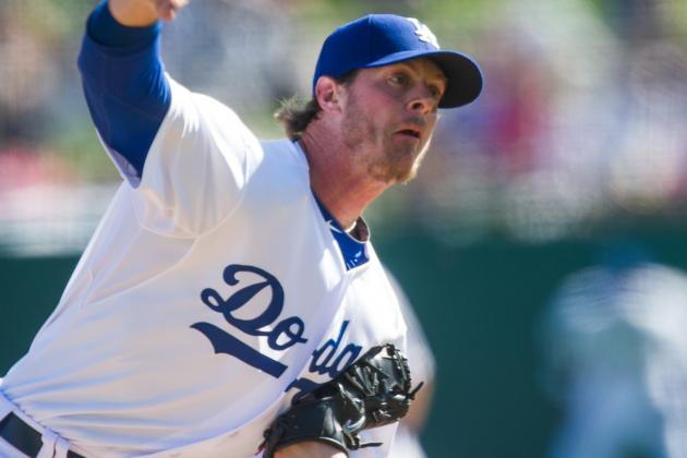 Dodgers Release Mark Lowe