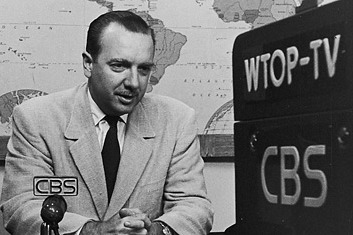 Remembering Walter Cronkite: First Reporting in Sports