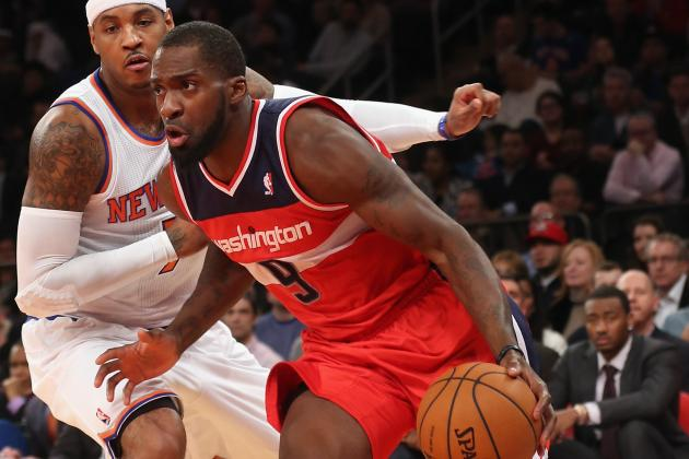 Martell Webster Open to Re-Signing in Washington