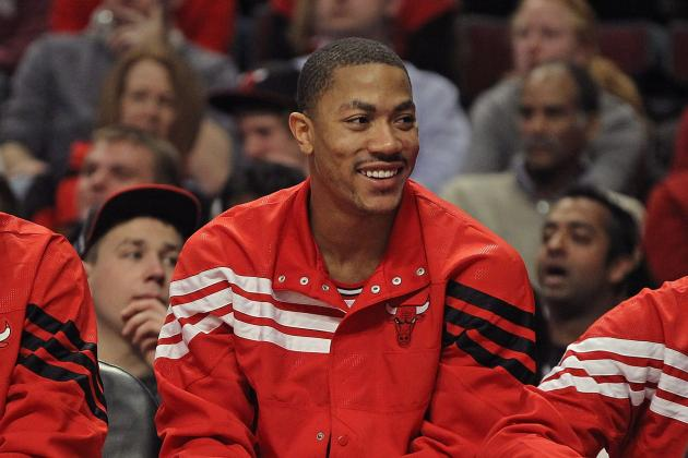 Derrick Rose Must Return to Bulls in Playoffs if Healthy