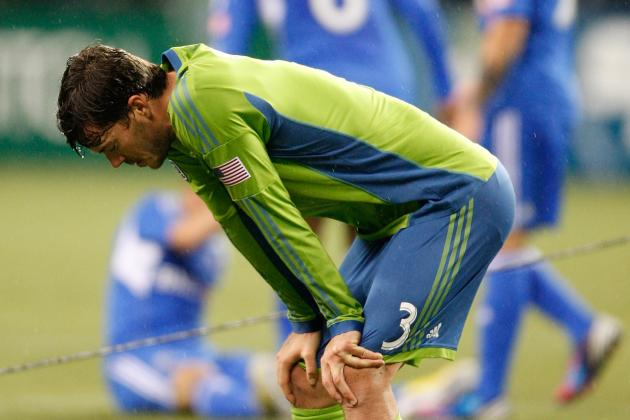 Seattle Sounders Match Franchise-Worst Start to Season