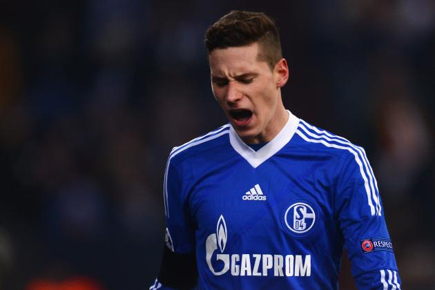 Manchester United Transfers: Would Julian Draxler Be a Good Fit at Old Trafford?
