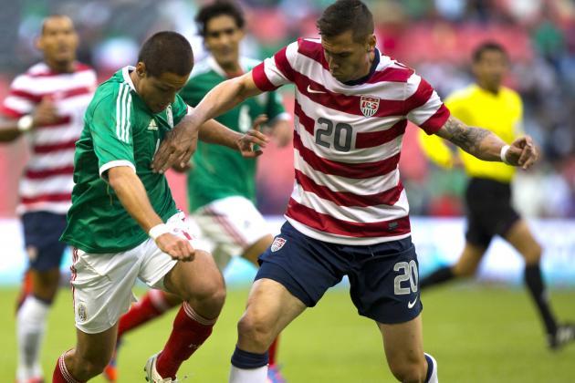 Honduras vs. Mexico: CONCACAF Draw Sets Up Mexico for Thrilling Game vs. USMNT