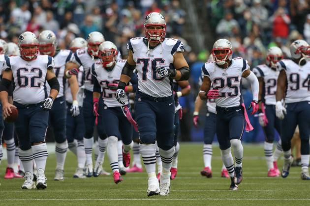 What Sebastian Vollmer's Agreement Means for the New England Patriots