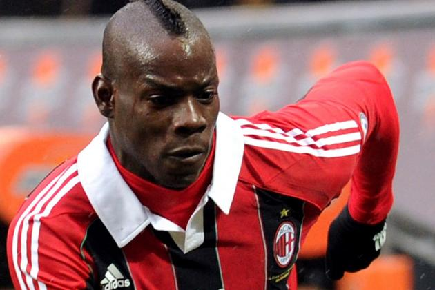 Mario Balotelli Adds Sparkle to Common Sense at Rejuvenated AC Milan