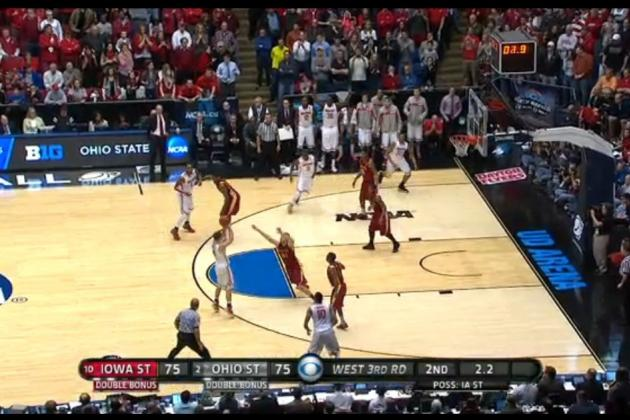 Buzzer-Beater Wins It for OSU