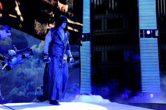 The Undertaker Is WWE's Last Old School Draw