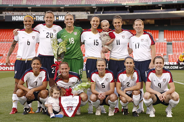 USA All the Way: Is the U.S. Women's Soccer Team Ready for Beijing?