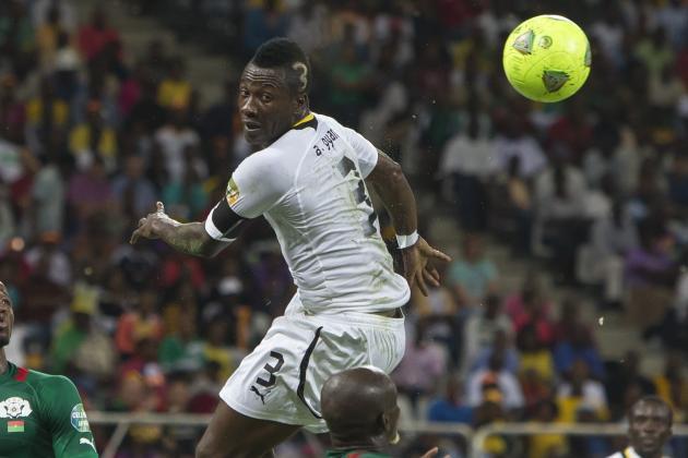 Ghana 4:0 Sudan
