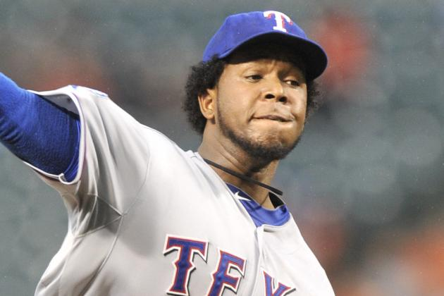 Texas Rangers Claim Left-Hander on Waivers