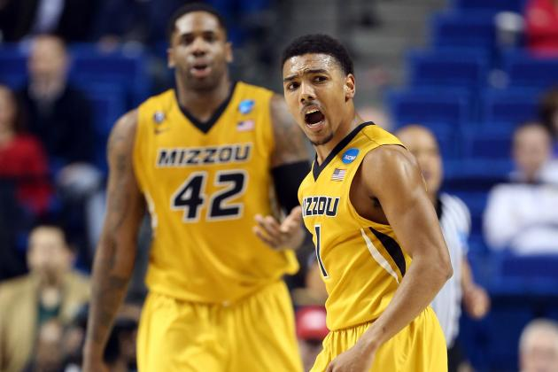 As Pressey Ponders NBA Plunge, Mizzou's Cupboard Is Not Bare