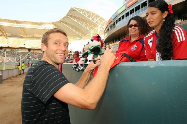 Mexico vs. United States: Submit Google+ Hangout Questions for Jimmy Conrad