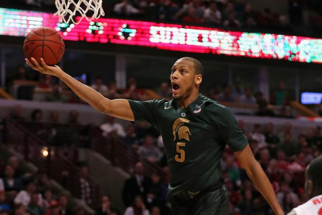 Michigan State Is Getting Feisty Just in Time for Another Title Drive