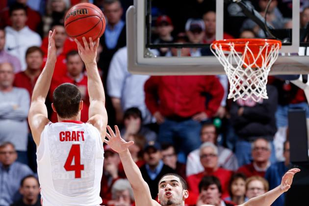 Aaron Craft's Last-Second 3-Pointer Helps Ohio State Avoid an Upset